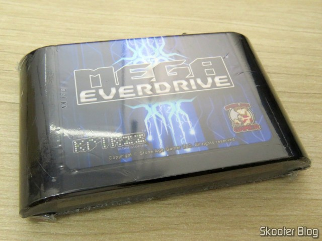 Mega EverDrive X 7 - Deluxe Edition, still sealed.