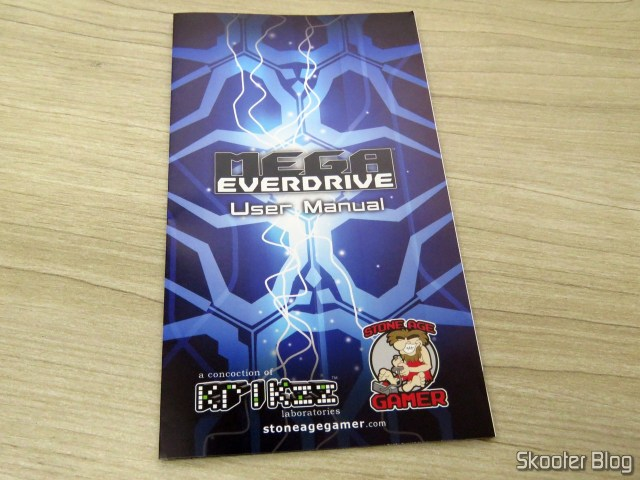 Instruction manual for the Mega EverDrive X 7 - Deluxe Edition.
