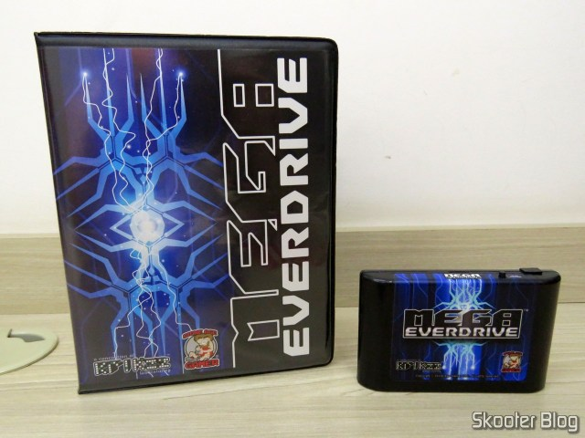 Mega EverDrive X 7 - Deluxe Edition and your box.