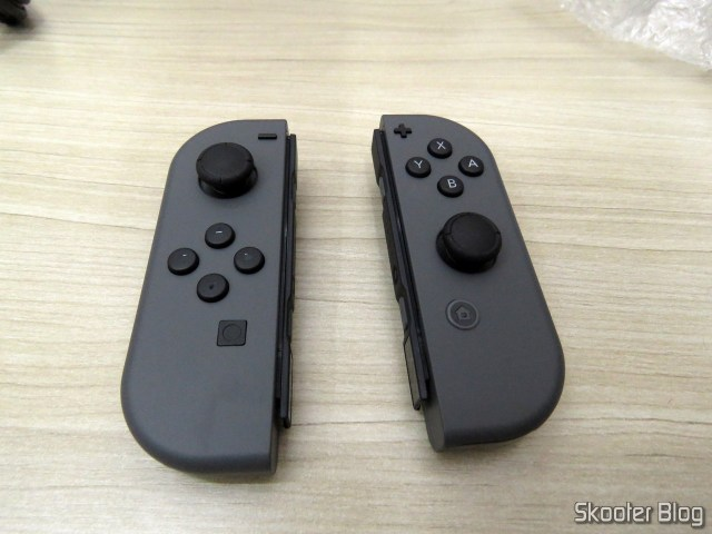 Joy-con Nintendo Switch.