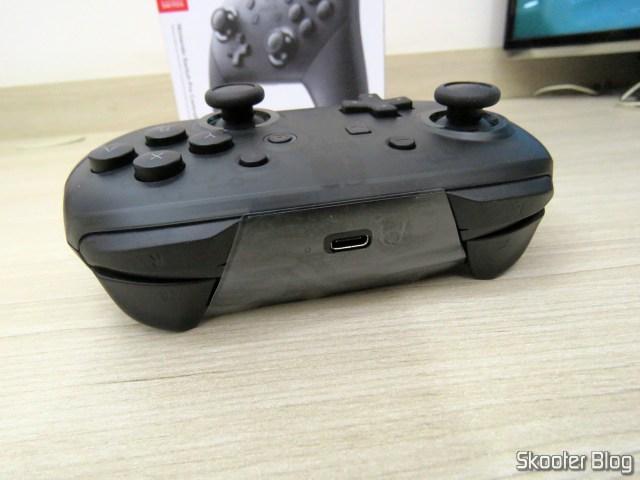 Nintendo Pro Controller Switch.