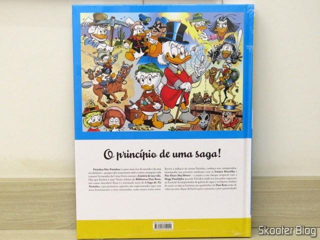 Tio Patinhas e Pato Donald - O Último Membro do Clã Mac Patinhas - Biblioteca Don Rosa