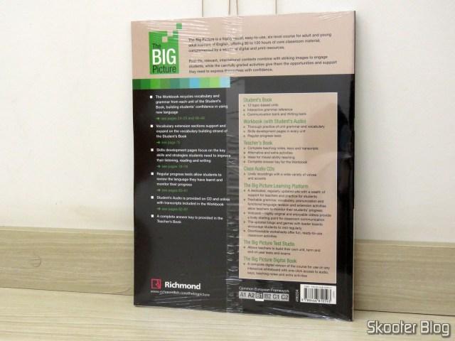 The Big Picture B1 Pre-Intermediate Workbook.