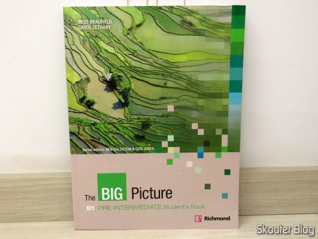 The Big Picture B1 Pre-Intermediate Student's Book.