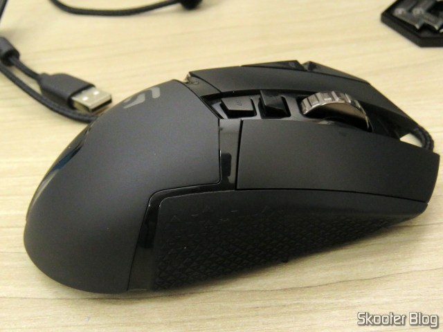 Logitech G502 Proteus Spectrum RGB Tunable Gaming Mouse.