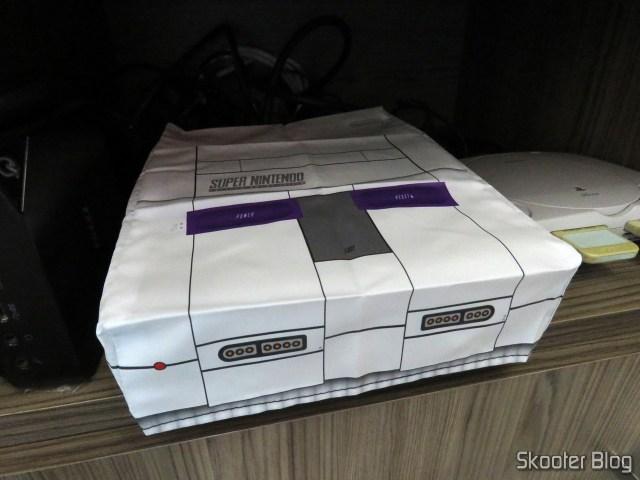Meu Super Nintendo, com a capa do Printer Boy.