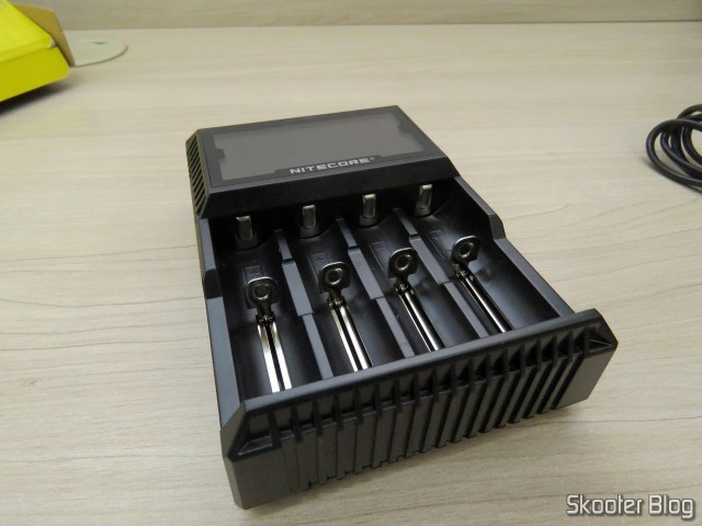 Nitecore Digicharger battery charger D4EU.