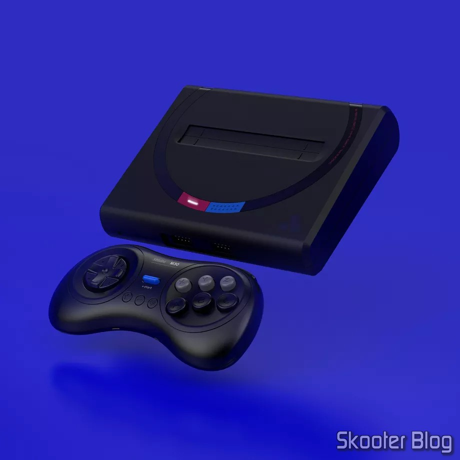 Analogue Announces Mega Sg - a Sega Mega Drive based on FPGA