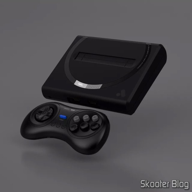 Analogue Mega Sg - European Model