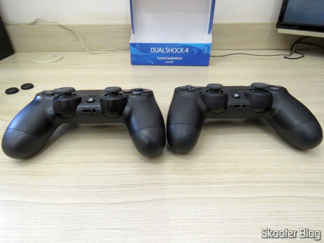Control PS4 Playstation 4 Dualshock 4 Original Sony Wireless., side control that came with the Playstation 4 For.