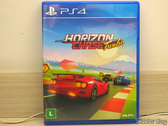 Horizon Chase Turbo - Playstation 4 (PS4).