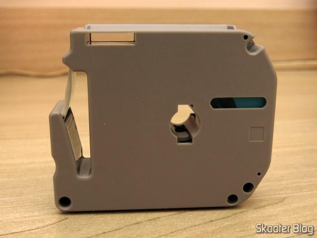 P/tape Labeler M131 12 mm black on Transparent Brother (REF. M131).