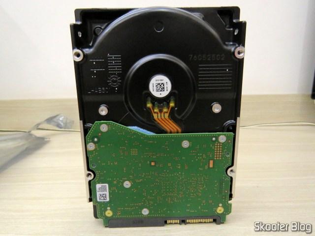 Gold 8 TB WD Enterprise Class Hard Disk Drive - 7200 RPM Class SATA 6 Gb/s 256MB Cache 3.5 Inch - WD8003FRYZ.