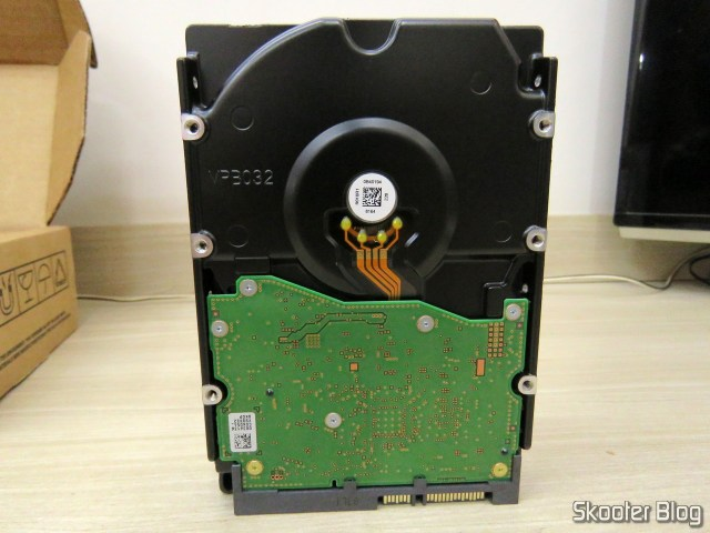 "Western Digital Bare Drives WD Red 8TB NAS Hard Disk Drive - 5400 RPM Class SATA 6 GB/S 256 MB Cache 3.5"" (WD80EFAX)."