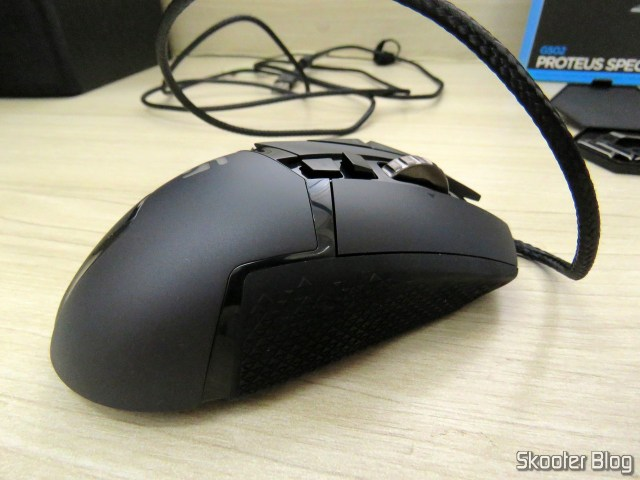 Mouse Gamer G502 Proteus Spectrum 12.000 DPI - Logitech G.