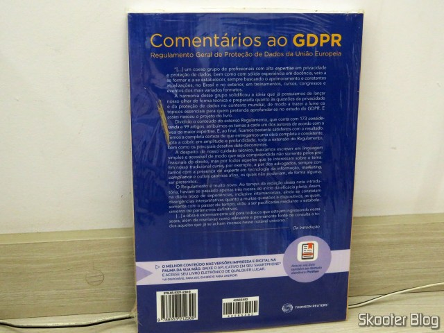 Comments to GDPR. General regulations for Data Protection in the European Union.