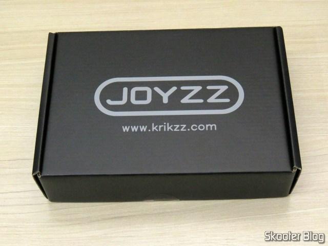 2º Joyzz, em sua embalagem.