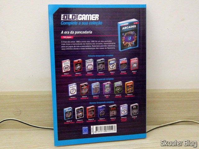 Dossiê Old!Gamer: Arcades - Parte 2 - Volume 14.