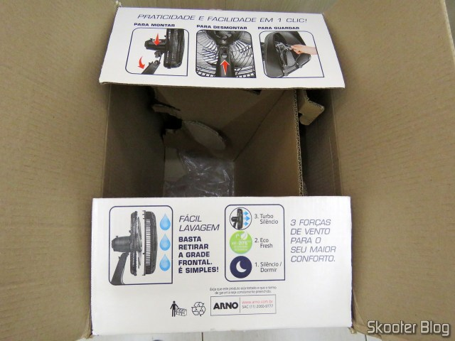 Fan package Arno VF40 Silence Force 40cm.