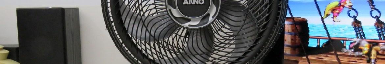 Ventilador Arno VF40 Silence Force 40cm.