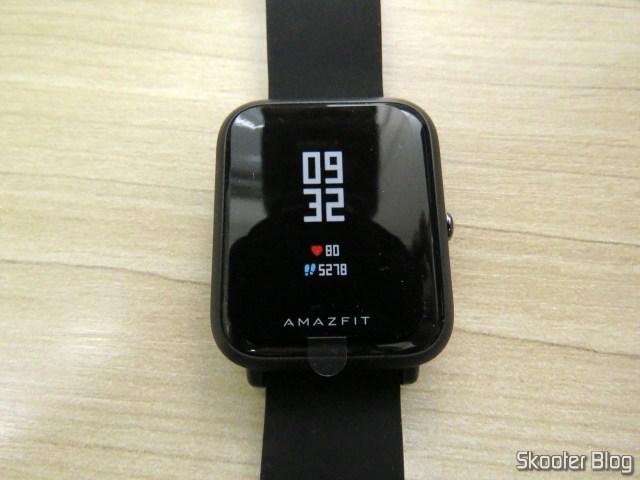 Relógio Smartwatch Xiaomi Huami Amazfit Bip.
