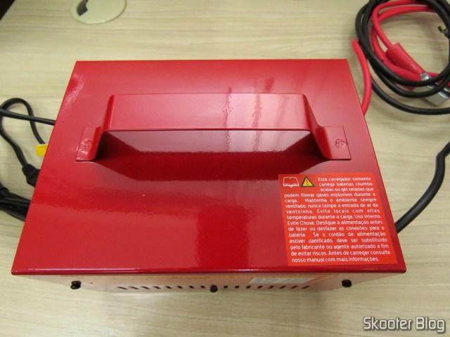 Alça do Carregador de Baterias 12V Expert Charger PR10.