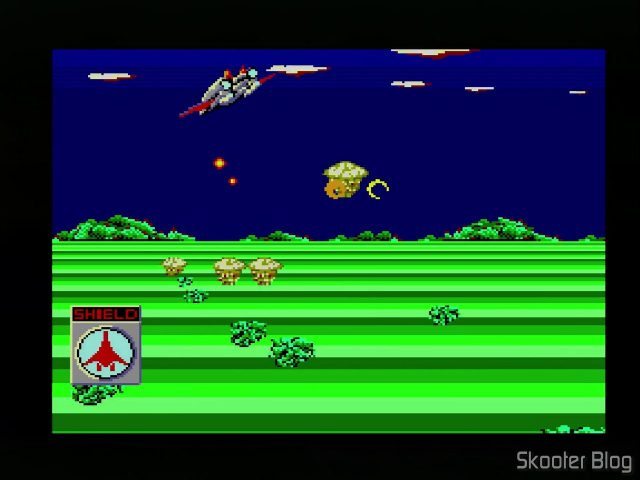 Galaxy Force - Master System