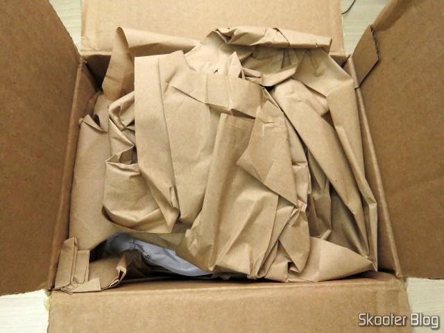 FragranceShop.com package with Carolina Herrera by Carolina Herrera for Women Eau de Parfum Spray 3.4 oz.