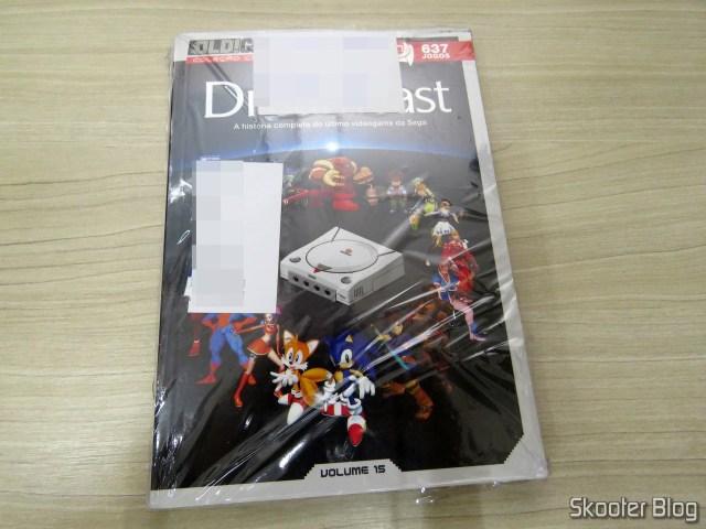 Dossier OLD!Gamer: Dreamcast - Volume 15, on its packaging.