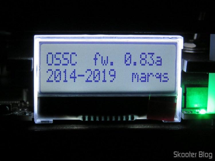OSSC fw. 0.83a