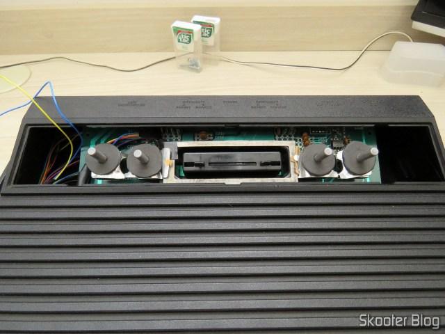 The Atari 2600 It is closed.