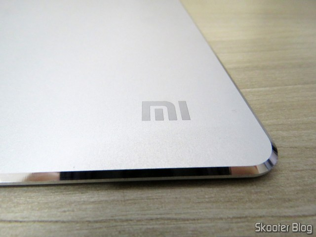 Mouse Pad Aluminum Alloy Metallic Xiaomi 300x240x3mm.