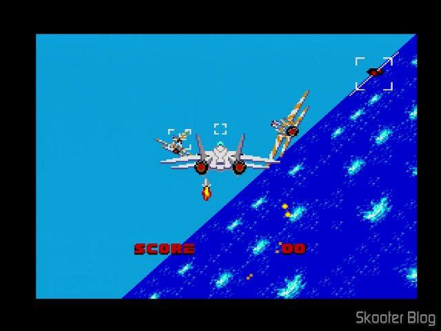 After Burner - Master System.