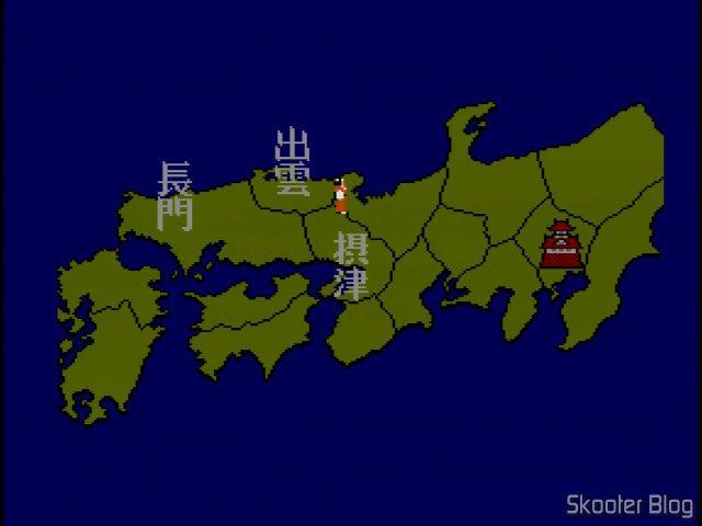 Kenseiden - Master System.
