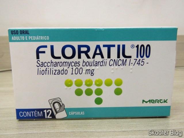 Floratil 100 substitute.