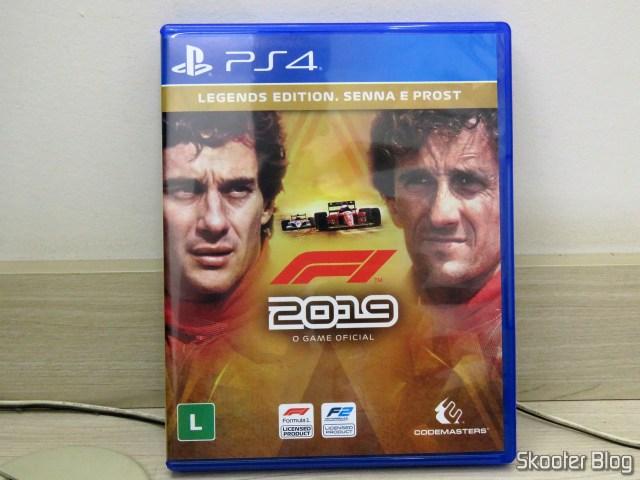 F1 2019 Legends Edition - Senna's Prost - PS4 - Playstation 4 - Formula 1.