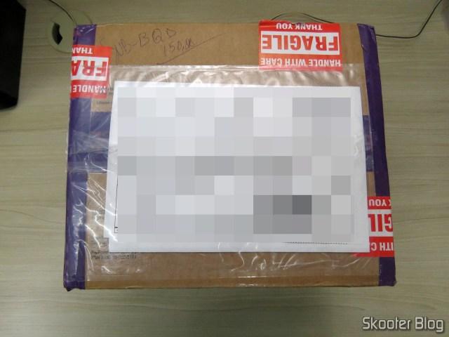 Caixa com o Super Nintendo Original NTSC PCB SHVC-CPU-01 CPU/PPU1/PPU2 1/1/1.