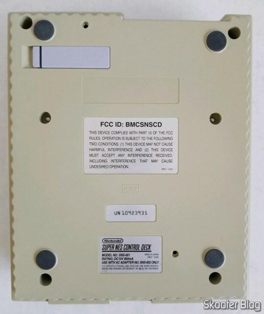 Foto do anúncio do Super Nintendo Original NTSC PCB SHVC-CPU-01 CPU/PPU1/PPU2 1/1/1.