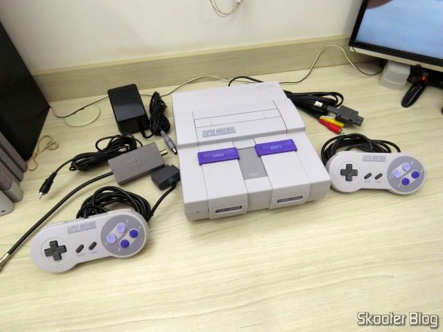2º Super Nintendo Original NTSC PCB SHVC-CPU-01 CPU/PPU1/PPU2 2/1/3, now complete.