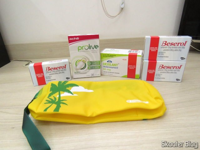 Dexilant 60 mg, Prolive, 3x Beserol - Bifarma - 5# Request.