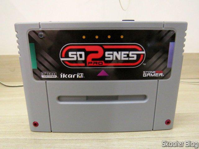 SD2SNES Pro Deluxe.