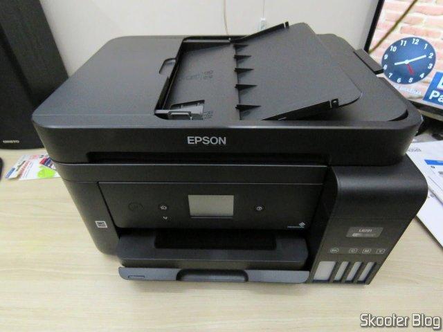Multifuncional Epson EcoTank L6191.