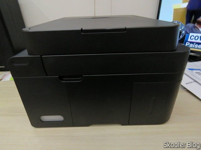 Side part of the Epson EcoTank L6191 Multifunctional.