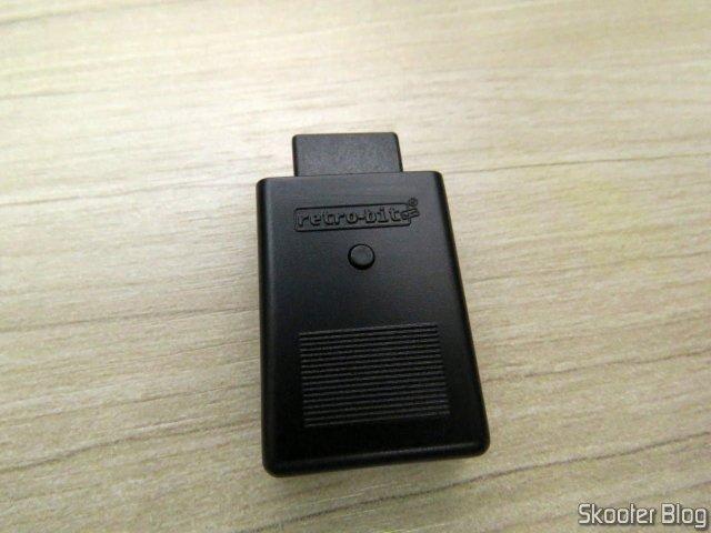 Receptor DB9, para uso no Mega Drive.