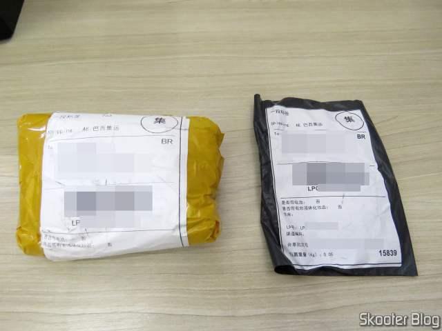 Pacote com os 2 Ventiladores (Fans) 70x70x15mm com Rolamentos de Esferas e pacote com o Cabo Extensor USB 3.0 Vention 50cm.os 2 Ventiladores (Fans) 70x70x15mm com Rolamentos de Esferas e do Cabo Extensor USB 3.0 Vention 50cm.
