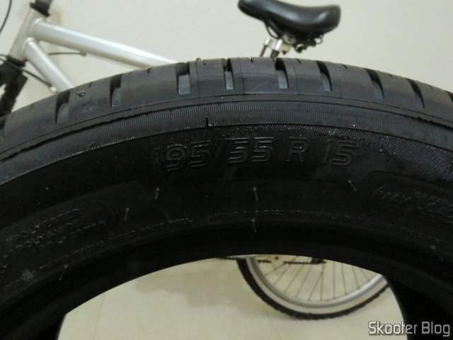 Pneu Michelin Aro 15 Energy XM2+ 195/55R15 85V.