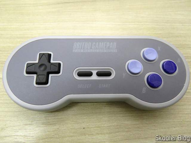 8BitDo SN30 2.4G Wireless Controller for Super Nintendo (SNES) Original.