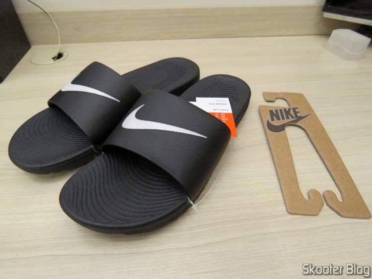 Chinelo Nike Kawa - Slide - Masculino.