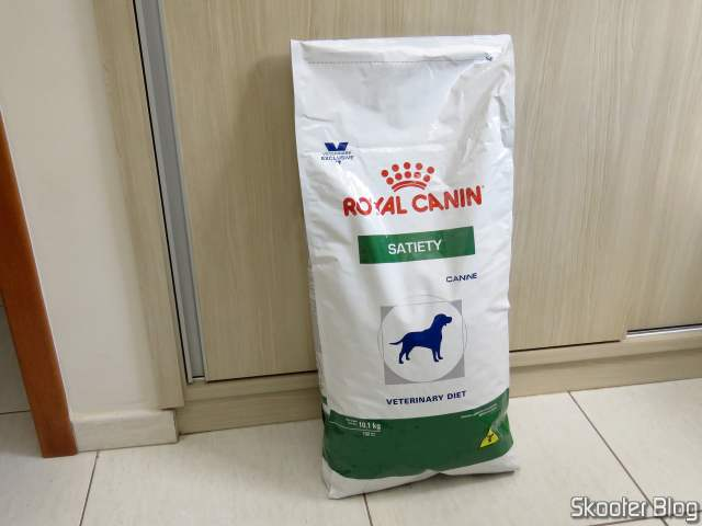 Royal Canin Dogs Satiety 10,1kg - 2º Package.