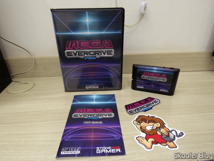 Mega EverDrive Pro Deluxe (Retro Space).